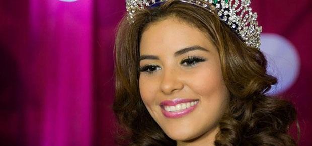 Maria Jose Alvarado , Miss Honduras