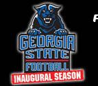 Georgia State Football Team logo