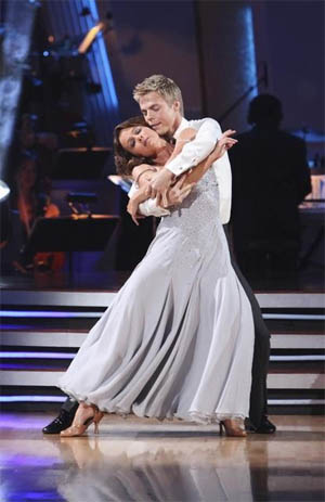 Dancing With The Stars 2010, Jennifer Grey