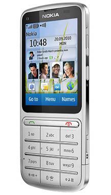 Nokia C3-01 mobile phone