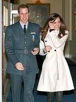 Prince William  wedding plan
