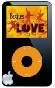 The Beatles on Apple iTune