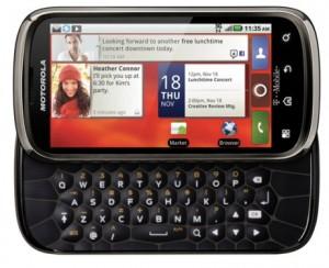 Motorola CLIQ 2 review