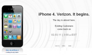 Verizon iPhone4 preorder, verizon iphone 4, iphone 4 sale