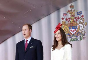 6 latest pictures prince william and kate middlet on canada day celebration 2011
