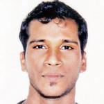Goan player Soccer Velho