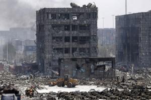 china blast picture