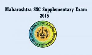 maharastra ssc supplementary exam result 2015